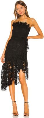 Lovers + Friends Antoinette Midi Dress