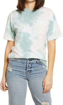 Desert Dreamer Earth Tie Dye Recycled Vintage Tee