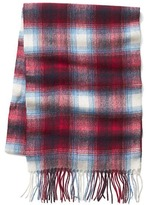 Gap + Pendleton brushed wool scarf