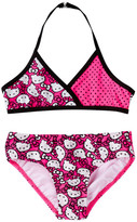 Hello Kitty Forever Pink Bikini (Little Girls)
