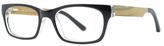 Los Padres Wayfarer Optical Frame