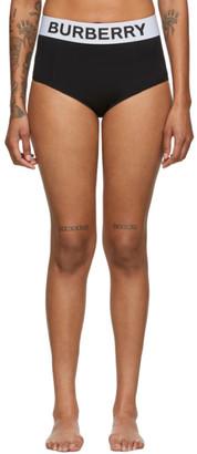 Burberry Black Tessa Bikini Bottoms