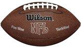 Wilson NFL MVP Rubber Football, Pee Wee