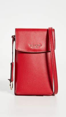 Kate Spade Sylvia North South Flap Crossbody Bag