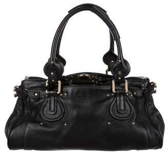 Chloé Leather Handle Bag
