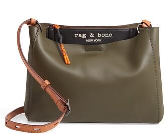 Rag & Bone Passenger Leather Crossbody Bag