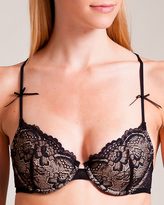 Samantha Chang All Lace U-Wire Racerback Bra