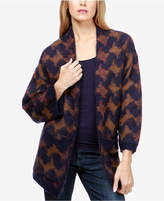 Lucky Brand Iona Printed Cardigan