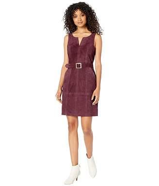Trina Turk Sultana Dress (Brandy Wine) Women's Dress