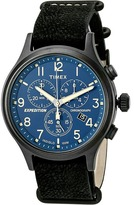 Timex Expedition Scout Chrono Leather Slip-Thru Strap