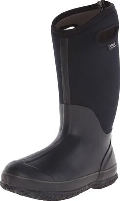 Bogs Women's Classic High Handle Wide Calf Waterproof Insulated Boot