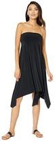 Magicsuit Jersey Handkerchief Skirt/Dress Cover-Up (Black) Women's Swimsuits One Piece