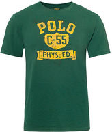 Polo Ralph Lauren Custom Fit Cotton T-Shirt