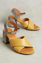 Chie Mihara Mustard Heels