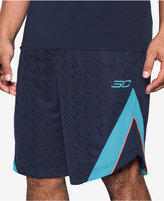 Under Armour Men's Stephen Curry Basketball Shorts