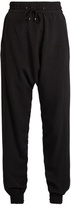 Vanessa Bruno Guillame dropped-crotch textured-crepe trousers