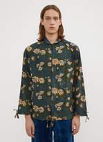 Story Mfg. Botanical Camouflage Track Jacket
