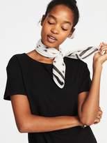 Old Navy Lightweight Printed Neckerchief for Women