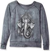 The Mountain Women's Ganesh Slouchy Crew