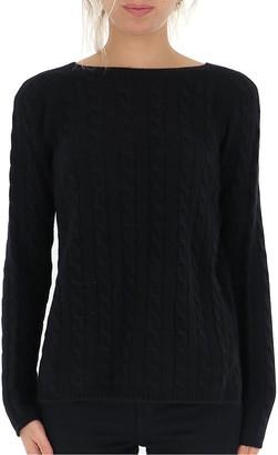 S Max Mara 'S Max Mara Gio 3 Braided Sweater