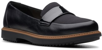 Clarks Raisie Arlie Tailored Loafer - Wide Width Available