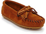 Minnetonka Kilty Girls' Moccasins