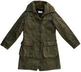 Allegri Khaki Cotton Jacket for Women