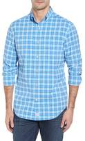Vineyard Vines Blue Heron Classic Fit Plaid Sport Shirt