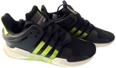 adidas EQT Support Black Polyester Trainers