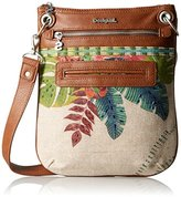 Desigual Bandolera Tropical Fly Bag