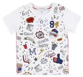 Little Marc Jacobs Infant Boy's Graphic T-Shirt