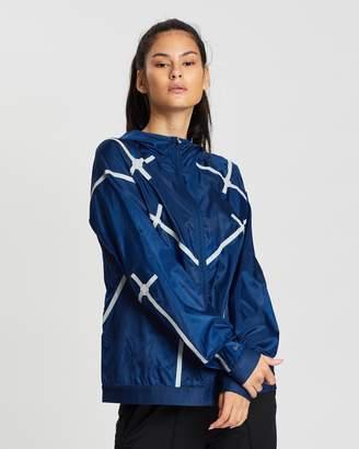 Nike Hooded Running Jacket - Women's