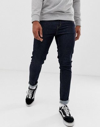 Cheap Monday tight skinny jeans in blue
