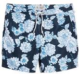 Original Penguin Men's Color By Numbers Swim Trunks