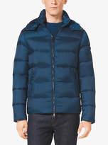 Michael Kors Hooded Puffer Jacket