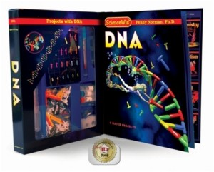 Sciencewiz Products ScienceWiz Dna Kit Puzzle