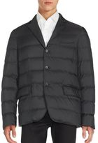 Ralph Lauren Quilted Three-Button Jacket