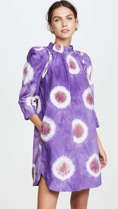 Sea Tie-Dye Tunic