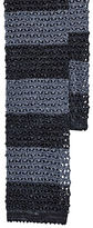 Polo Ralph Lauren Striped Knit Silk-Blend Tie