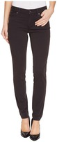 TWO by Vince Camuto Stretch Sateen Five-Pocket Skinny Jeans in Dark Shale