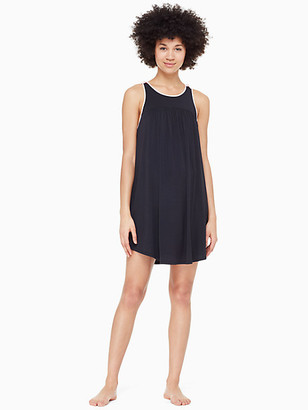Kate Spade Jersey Blend Bow Chemise