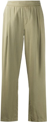 Woolrich Loose Fit Trousers