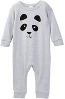 Nordstrom Panda Face Romper (Baby Boys)