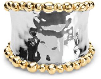 Michael Aram Molten 18K & Silver Ring