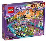 Lego Friends Amusement Roller Coaster