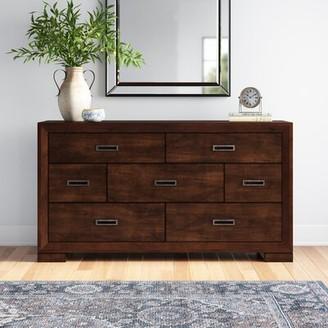 Three Posts Diana Christopher 7 Drawer Dresser