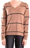 Peuterey Women's Brown Viscose Sweater.