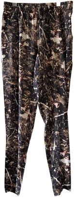 Dagmar Multicolour Trousers for Women