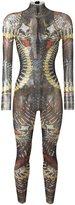 DSQUARED2 'Samurai Tattoo' jumpsuit