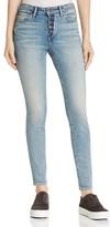 True Religion Jenny Curvy Skinny Jeans in Ojai Fields